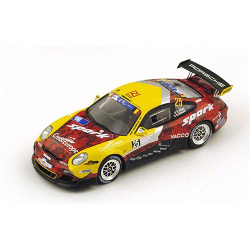 vendite calde PORSCHE 911 GT3 N.25 N.25 N.25 RETIrosso YPRES RtuttiY 2015 R.DUMAS-D.GIRAUDET 1 43 Spark  vendita all'ingrosso