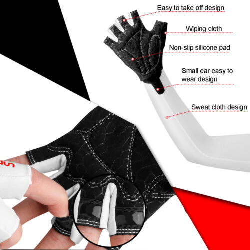 1 Pairs Cooling Arm Sleeves Cover UV Sun Protection Sports Outdoor For Men Women