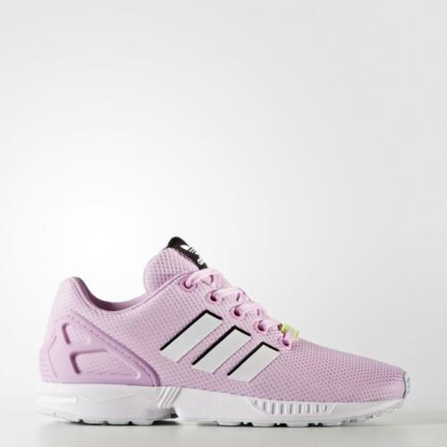 ADIDAS ORIGINALS ZX FLUX Scarpe Sneakers BY9826 Donna Ragazza Rosa Pink