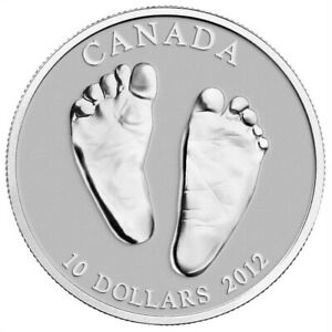 2012-CANADA-10-WELCOME-TO-THE-WORLD-Baby-Feet-pure-silver-coin-w-all-packaging