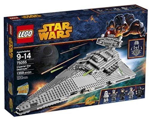 LEGO estrella  guerras 75055 Imperial estrella Destroyer costruzione giocattolo nuovo  più economico