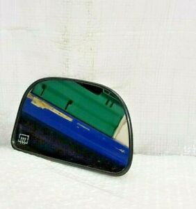 Genuine-Mitsubishi-Lancer-EVO-1-2-3-Heated-Right-Wing-Mirror-Glass-1992-to-1996