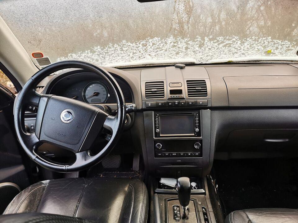 Ssangyong Rexton, 2,7 Xdi Spirit aut., Diesel