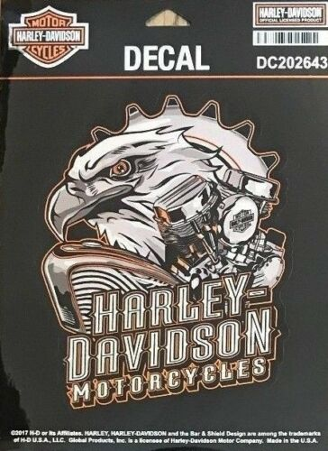 Harley-Davidson Aufkleber - Sticker / Decal Eagle Engine