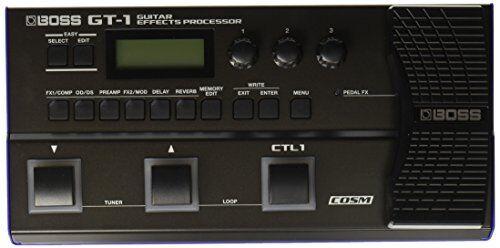 Boss GT-1 GT-1 GT-1 Gitarre Multi-Effekte Prozessor 021459
