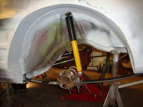 105 e shock kit //race car//rally//track day ford 105e rear telescopic shock  kit
