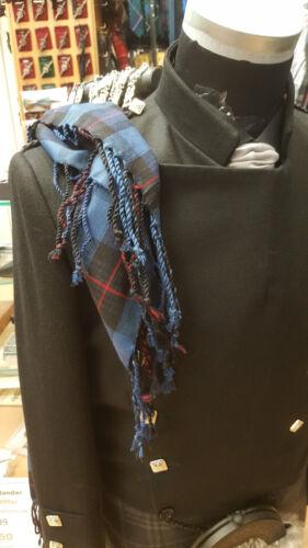 Rangers fc Wool Mini Fringed Plaid 4 Scottish Kilt On Sale less than 1//2 price