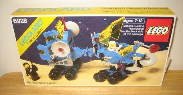 Lego Legoland 6928 Sistema de Espacio