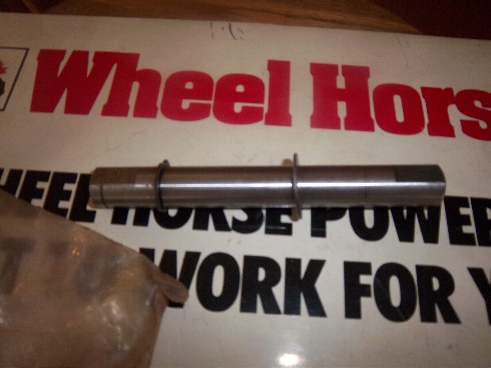 Wheel Horse 101686 Eje Eje Y Anillos extremos de 6 1 4 X 3 4 doble D