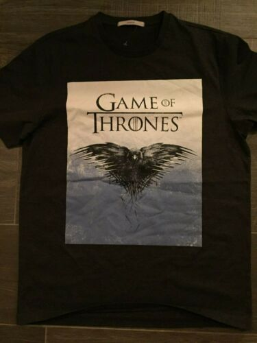 deal just £2.99 size m Game of thrones official merchandise Men/'s T-Shirt