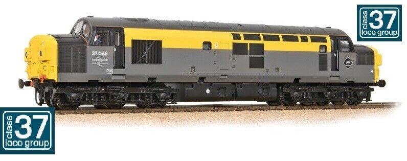 Bachuomon 32792 classe 370 Split Headcode 37046 BR Engineers grigio & gituttio BNIB