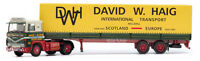 Corgi Scania 141 Tilt Trailer David W Haig, Bellshill Scotland Cc15308