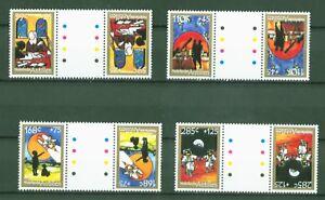 Ndl. Antilles Dutch Antilles 2009-année De L'astronomie Enfants Marques Nº 1478-81