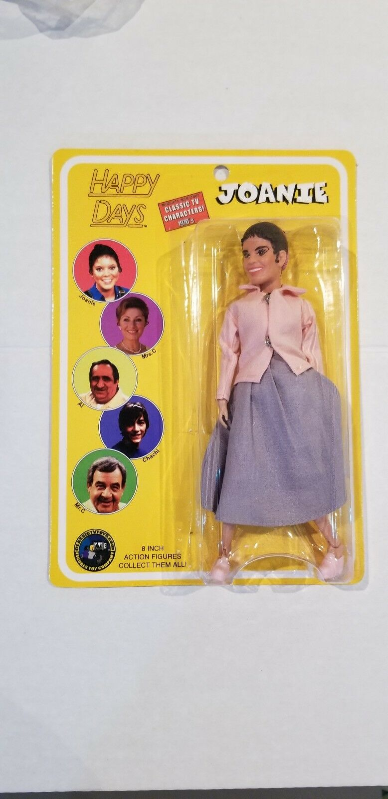 Happy Days Series 2 - 8 inch Action Figure - JOANIE