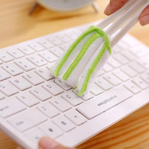 Plastic Cloth Car Brush Cleaning Accessories Auto Air Conditioner Vent Cleaner