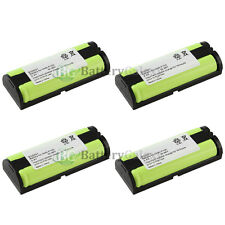 4 NEW Home Phone Rechargeable Battery for Panasonic HHRP105 HHR-P105 300+SOLD