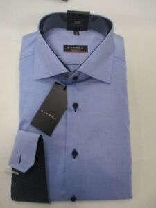ETERNA-Modern-Fit-Business-Hemd-8100-12-X13K-Fein-Oxford-Hellblau-AL-68