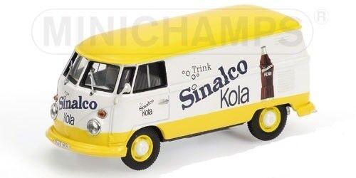 Minichamps VOLKSWAGEN T1 KASTENWAGEN – 1963 – 'SINALCO KOLA' - 1 43