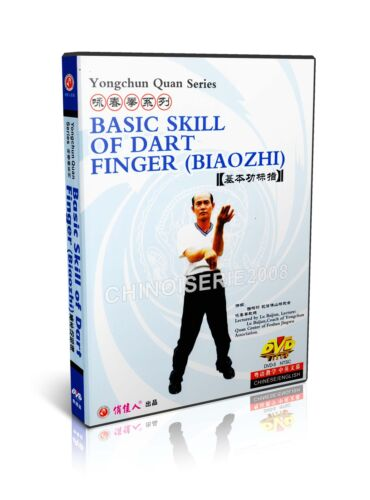 Traditional martial arts Wing Chun Kungfu Yong Chun Series by Lu Baijun 3DVDs