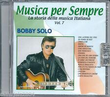 Bobby Solo. I Successi (2000) CD NUOVO Una lacrima sul viso San Francisco Siesta