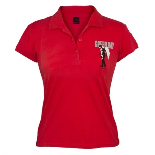 Jimmy Juniors Polo Shirt Green Day