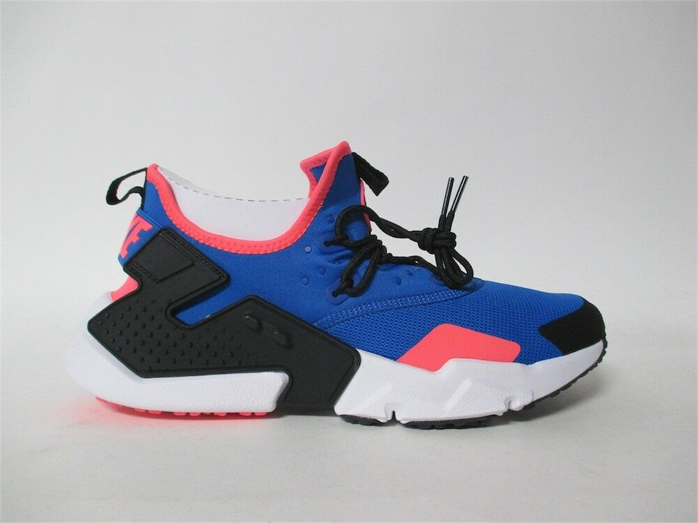Special limited time Nike Air Huarache Drift Blue Nebula Black White Sz 10 AH7334-403