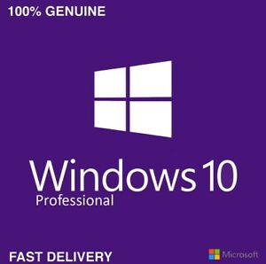 Windows-10-Professional-Retail-License-Key-32-64Bit