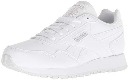 Reebok Classic Harhomme Run Kids baskets, blanc STEEL, Little Kid