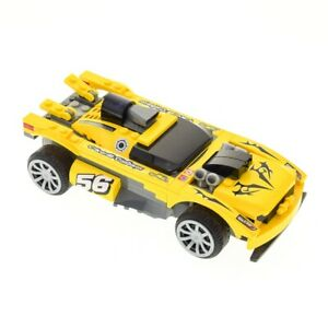 1-x-Lego-System-Electric-Set-Model-Racers-Radio-Control-8183-Track-Turbo-RC-Gel