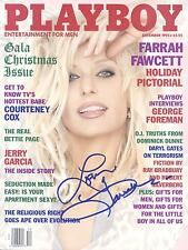 n. 4 COVER PLAYBOY FARRAH FAWCETT 4 famous covers  cm.30x21 poster repro SEXY