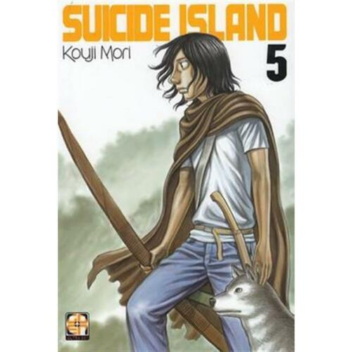 MANGA GOEN EDIZIONI SUICIDE ISLAND 5 NUOVO