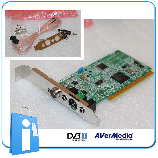 AVERMEDIA DVB T MCE DRIVERS WINDOWS 7