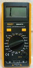Szbj Digital Lcd Lcr Meter Inductance Capacitance Resistance Tester Multimeter