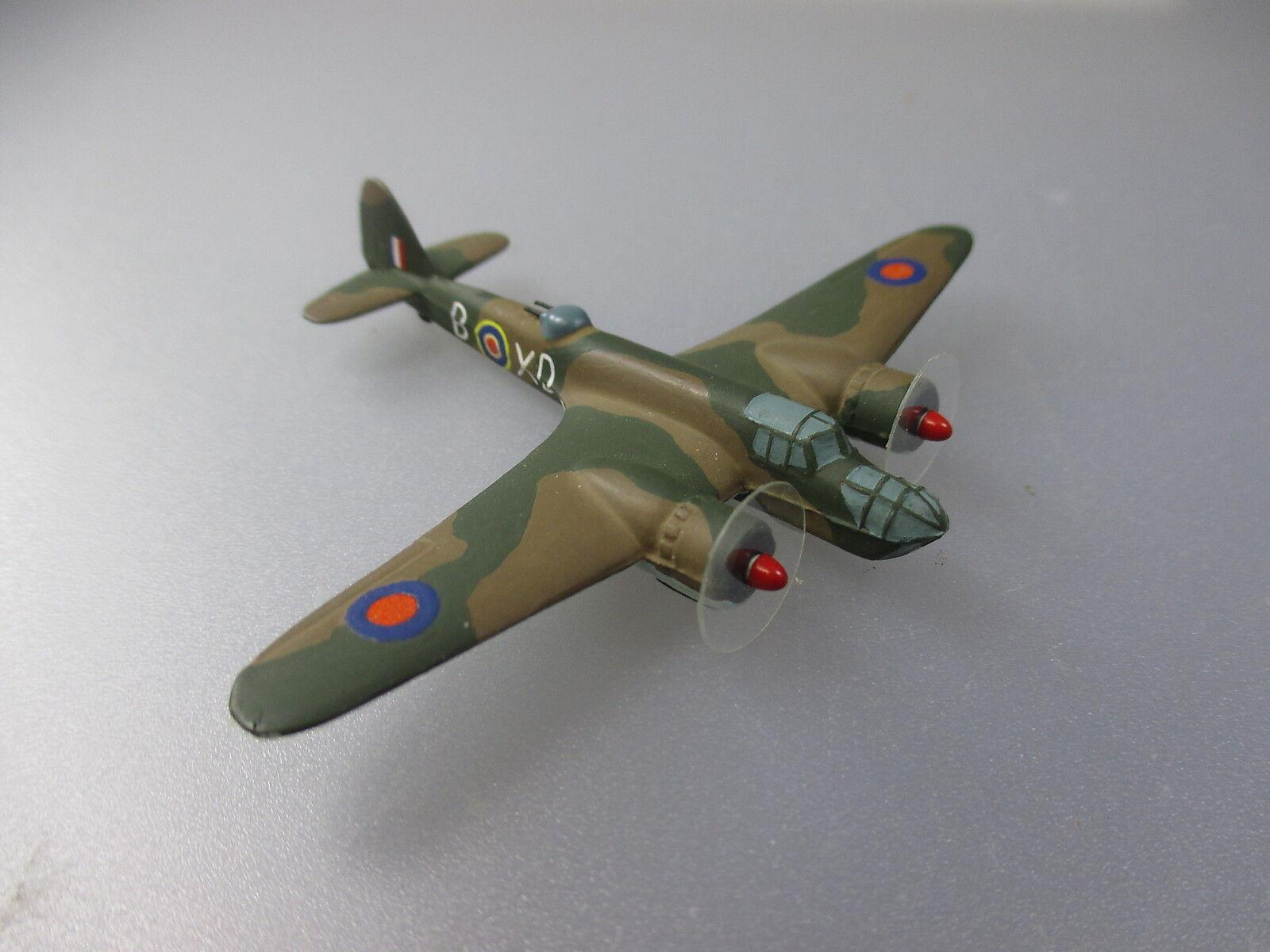Wiking  avión Inglaterra e5+  Blenheim 4 , tarnlackiert (Lmpulso 10)