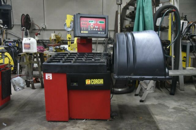 corghi em 43 tire balancer manual