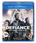 Defiance Season One Blu-ray 4 Disc Set UV Code Played 1 X 1st Class