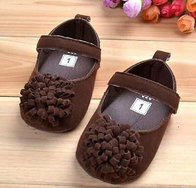 Age 3-12 Months New CARTER/'S Soft Sole Baby Girl/'s Ribbons Mary Jane Crib Shoes