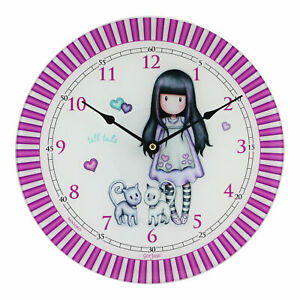 Horloge-Murale-Santoro-Gorjuss-Tall-Tails