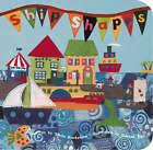 Ship Shapes by Stella Blackstone (Board book, 2008)