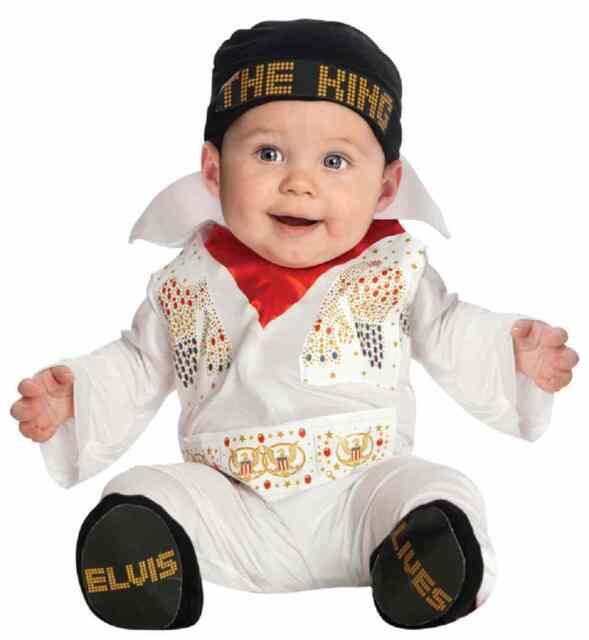 Elvis Presley Romper Costume,Toddler