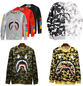 bape camo long sleeve shirt
