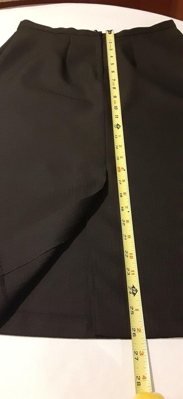 VINTAGE Claire Thomson for Kanner Skirt Suit Reg … - image 10
