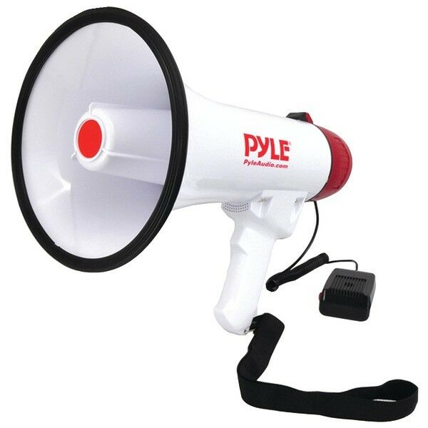 PMP42BT blueetooth 40W Outdoor Megaphone Bullhorn Speaker w  AUX USB & SD Input