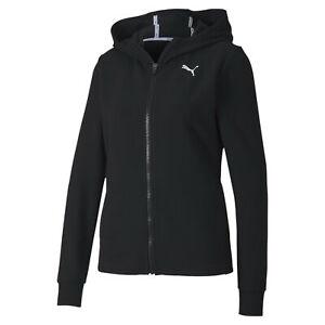 PUMA Women's Modern Sports Full Zip Hoodie