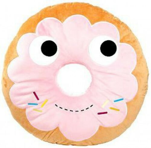 Yummy World Yummy 24-Inch X-Large Plush Donut