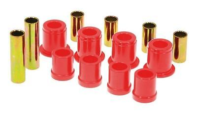 Prothane Front Control Arm Bushing Kit For Datsun 2WD 4WD 720 80-86 Red (14-201)