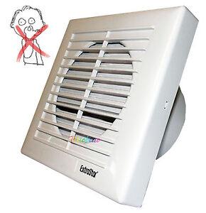 Aspiratore aria da muro estrattore ventola aspira odori - Aspiratore centrifugo bagno ...