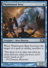 4x Orso Fantasma - Phantasmal Bear MTG MAGIC 2012 M12 English