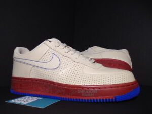 100% authentic d9547 58d5e Image is loading NIKE-AIR-FORCE-1-SUPREME-MCO-I-O-039-