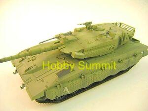 1-72-ISRAEL-IDF-MERKAVA-III-Main-Battle-Tank-1995-Plastic-Finished-Model-Tank